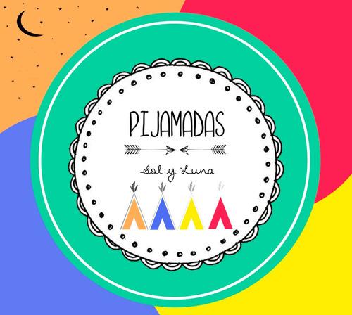 pijamadas sol y luna- party- fiesta teen- alquiler de carpas