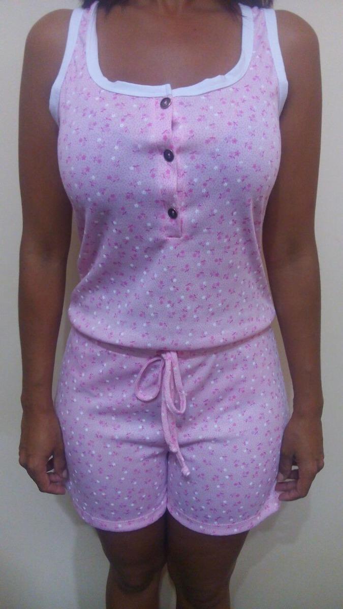 Pijamas Algodón Damas Modelo Braga - Bs. 150.000,00 en Mercado Libre