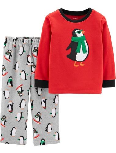 pijamas carters 2 piezas en micropolar