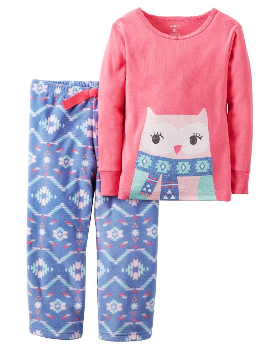 26b3905dd0 Pijamas Carters 2 Piezas Termica Niño Niña -   20.200 en Mercado Libre