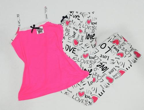 pijamas de damas pantalón