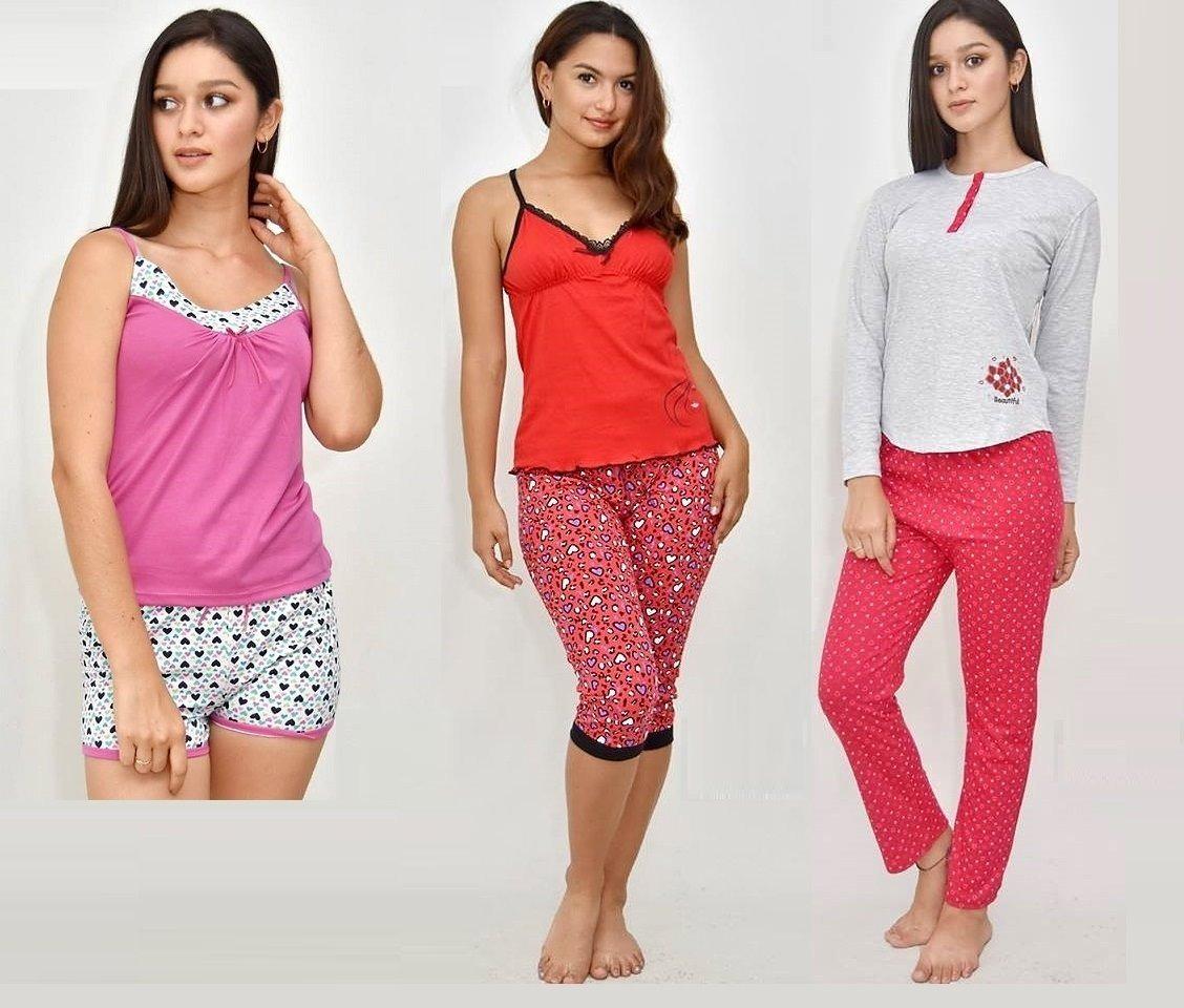 2b0d70bd2f pijamas de exportación mujer algodon pima ropa. Cargando zoom.