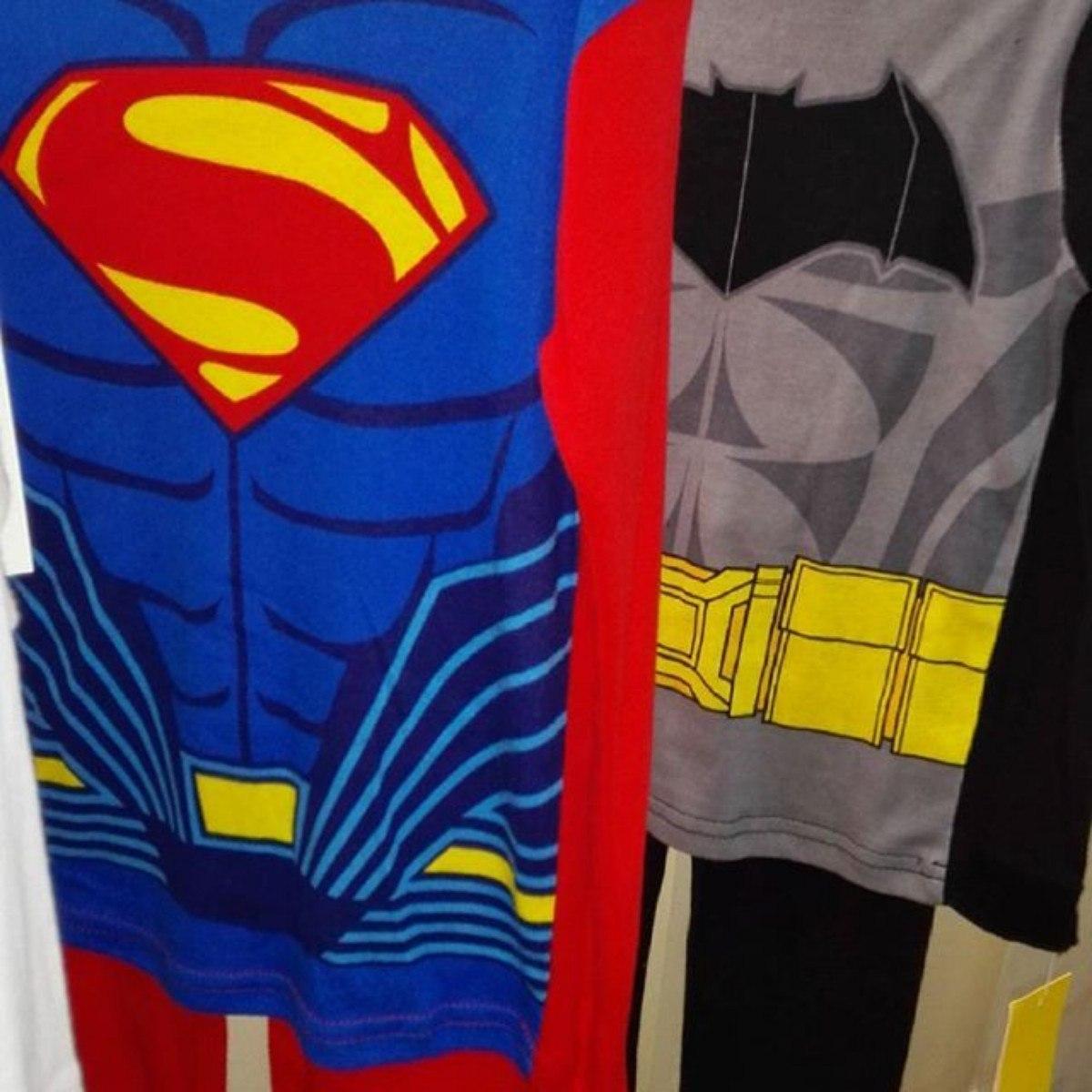 336a972372 Pijamas De Niño De Super Heroes Originales - Bs. 1