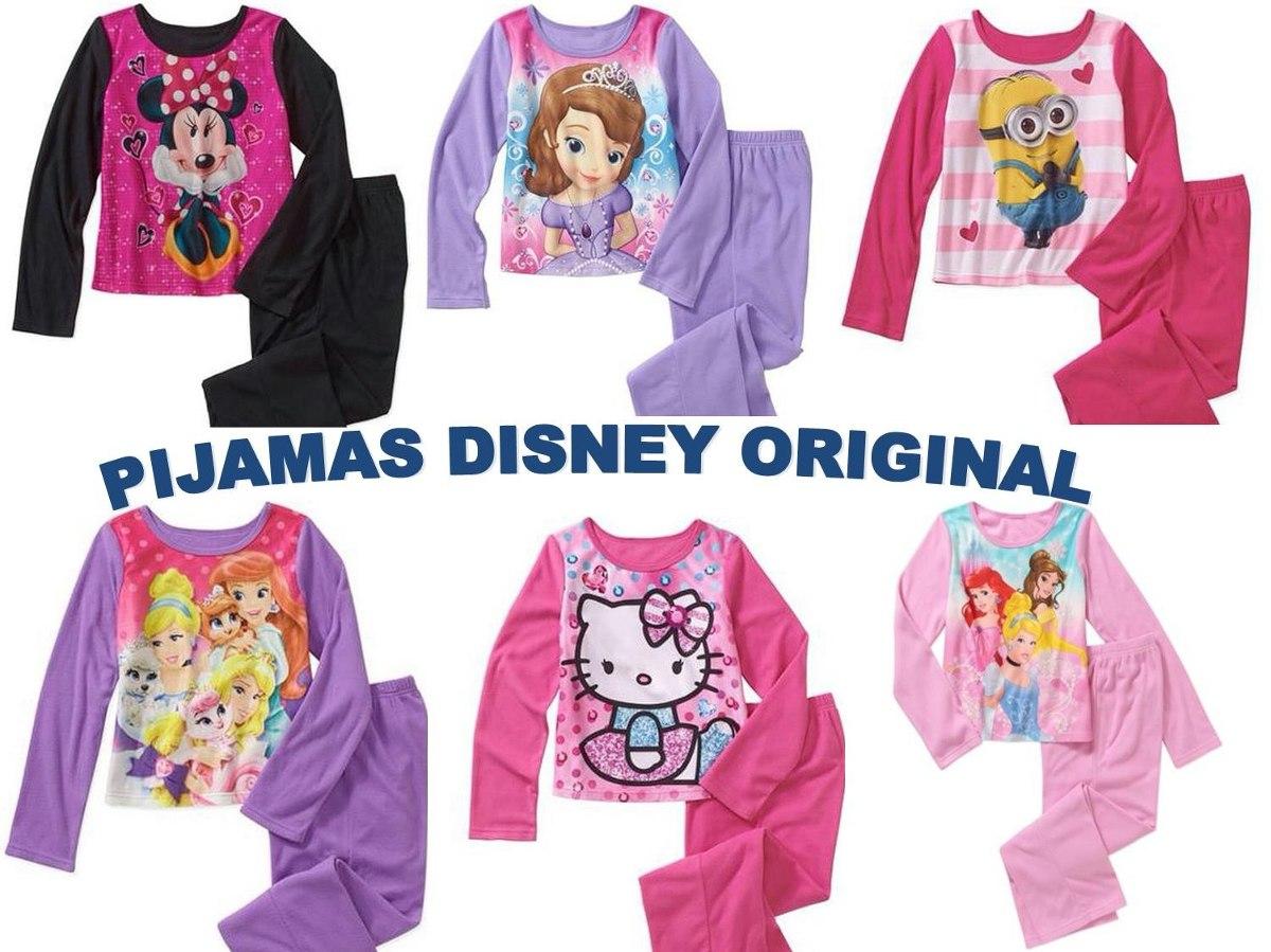 4e35e30db4 Pijamas Disney Para Niños Y Niñas Al Mayor Y Al Detal - Bs. 4