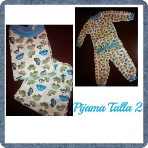 pijamas infantiles