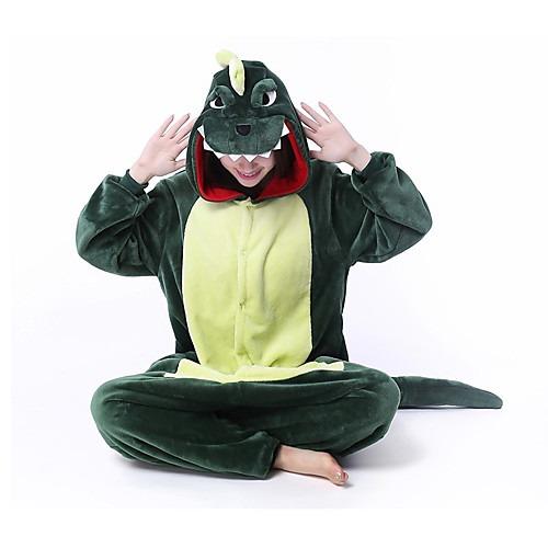 Pijamas Mameluco Dinosaurio Adulto #envio Gratis - $ 675.00 en ...