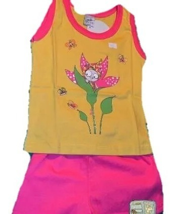 pijamas nena musculosa pachi 12y18meses little treasure