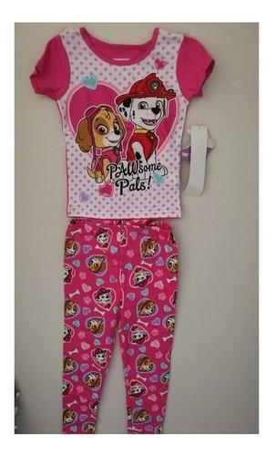pijamas niñas minie, fozzen, paw patrol 2- 5 años  oferta¡¡