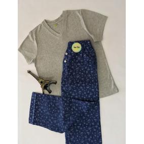 d156df5701 Pijama En Dacron De Pantalon - Pijamas en Santander en Mercado Libre ...