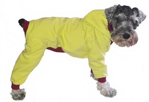 pijamas p/ cães 2 tamanho p macho e 1 tamanho g fêmea