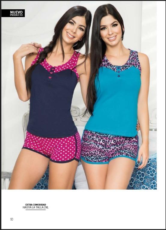 8269746225 Pijamas Para Dama