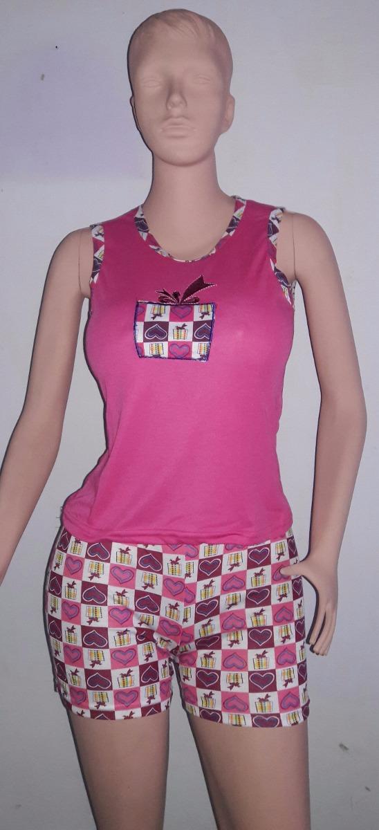 791c8e57f Pijamas Para Dama Algodón