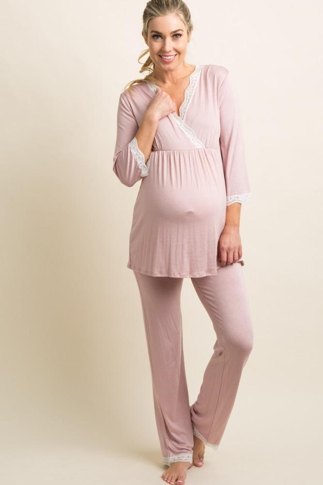 ceb1d83fc Pijamas Para Embarazadas / Lactancia-ivanitaashion!! - S/ 80,00 en ...