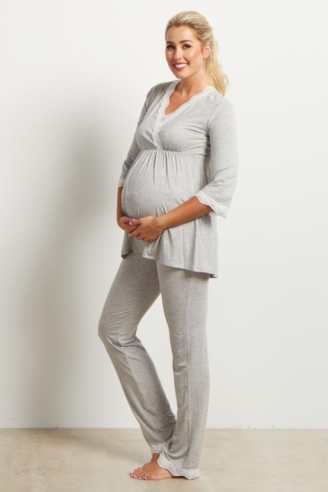 c323baee3 pijamas para embarazadas   lactancia-ivanitaashion!! Cargando zoom.