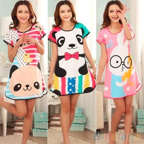 7a94e7815b Pijamas Para Mujer Con Diseños -   5.500 en Mercado Libre