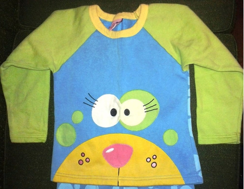 pijamas para niños - conjuntos / varias tallas