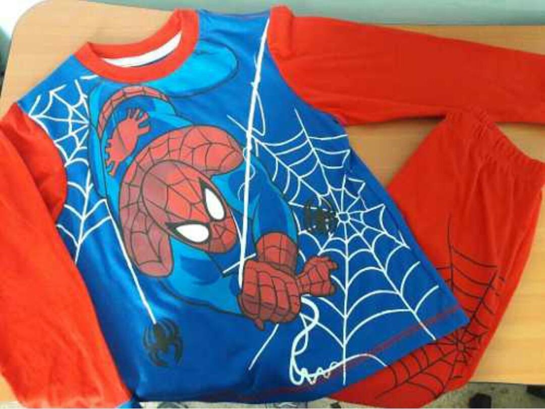 dbfcaf1f74 pijamas para niños super heroes. Cargando zoom.