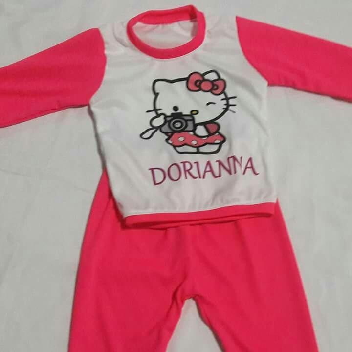 3e6d8b671 Pijamas Personalizadas Para Niños Y Niñas - Bs. 0