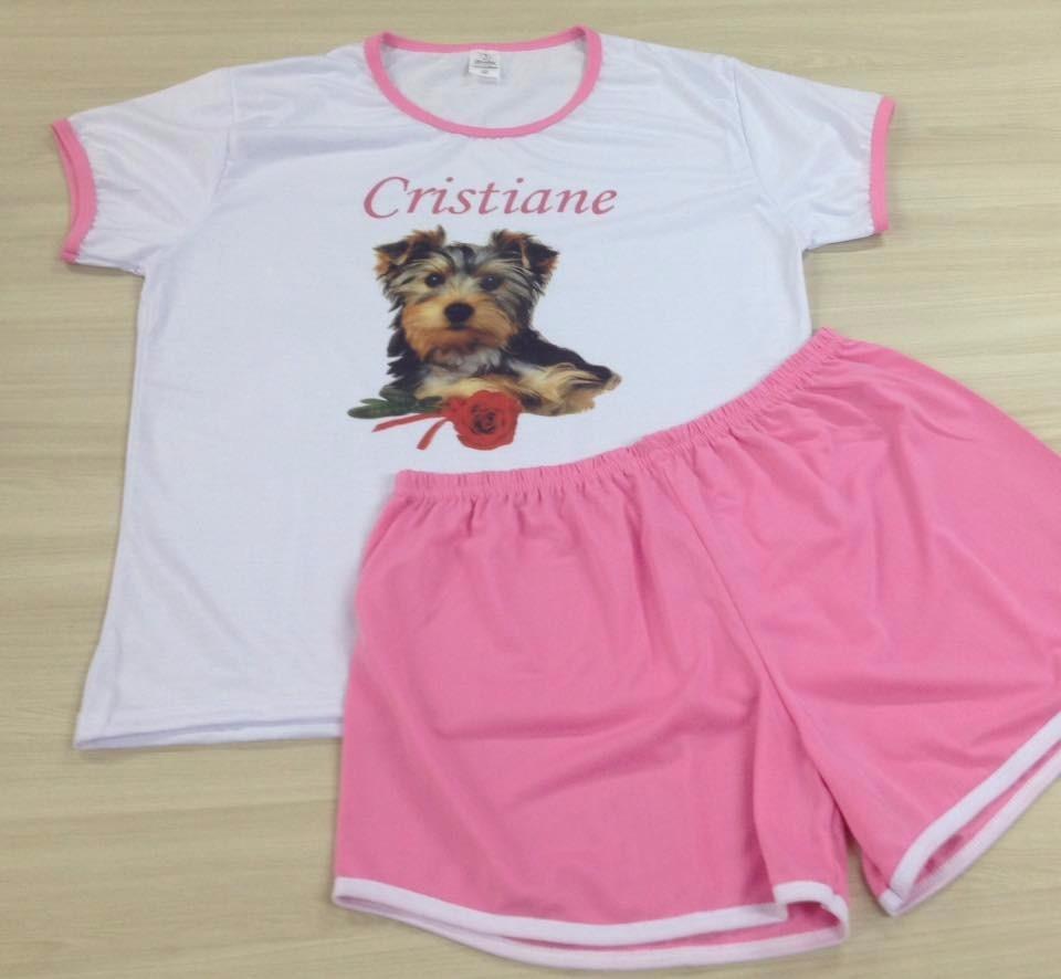 c852154fe pijamas personalizados como quiser infantil e adulto. Carregando zoom.