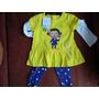 Vestido Niñas Conjunto Carter´s Talla 12m Y 18m Meses Bebes