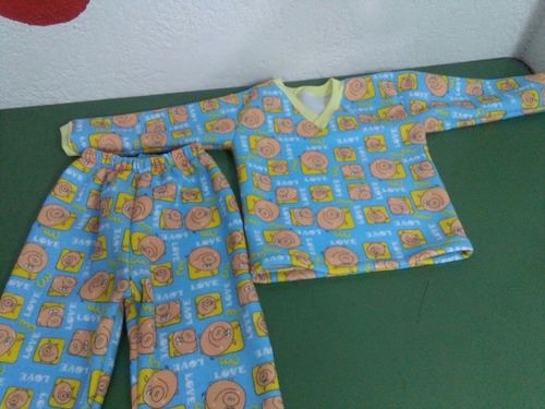 pijamas termicas