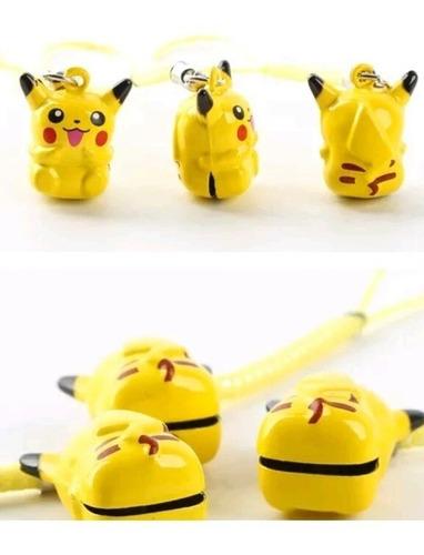 pikachu llavero pokemon anime dragon ball kpop esfera regalo