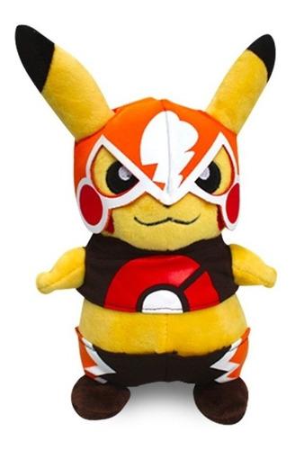 pikachu peluche pokemon 2 modelos disponibles