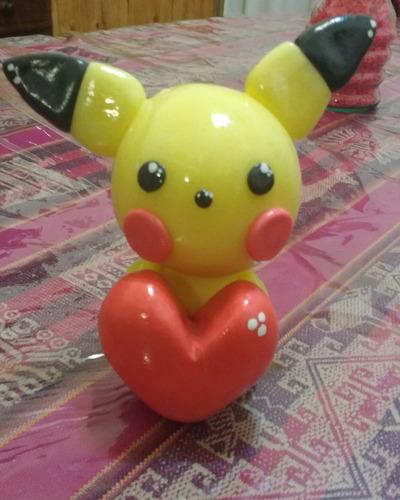 pikachu pokemon adorno para tortas aniversario cumpleaños