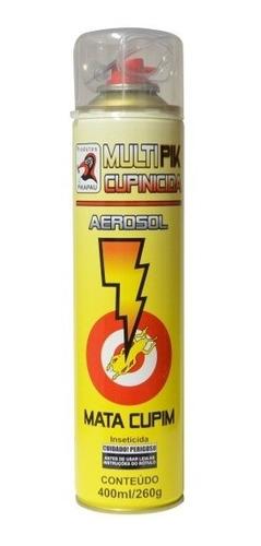 pikapau cupim aerosol 400ml