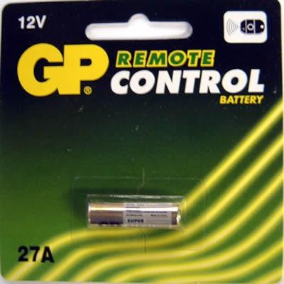 pila 27 a gp x unidad super alc para control