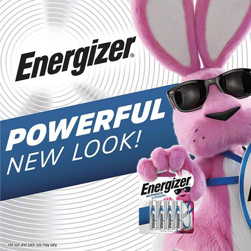pila aa de litio energizer precio por 1 par de pilas