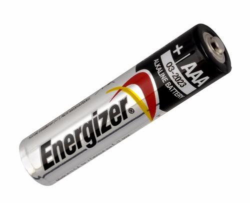 pila aaa alcalinas energizer max - factura a / b