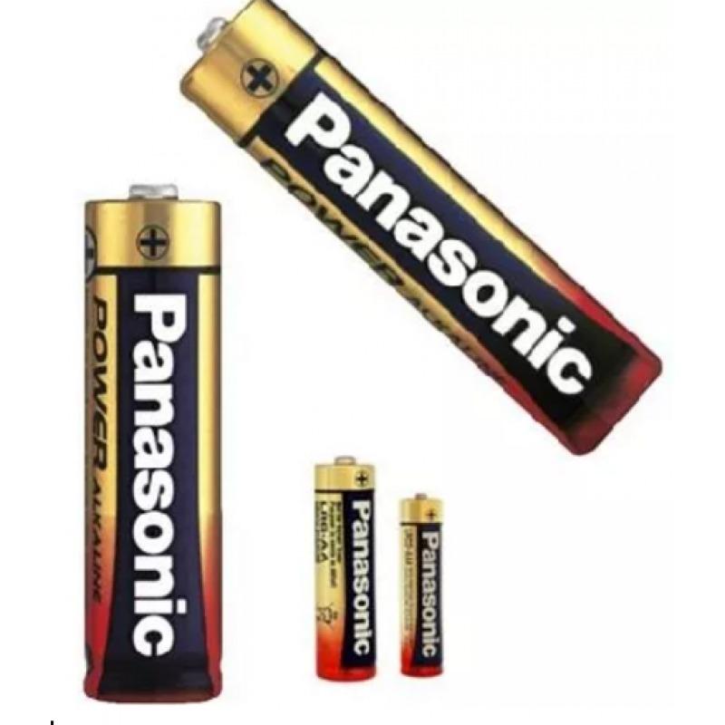 100160e8f pila alcalina panasonic aa o aaa combo oferta 24 unidades. Cargando zoom.