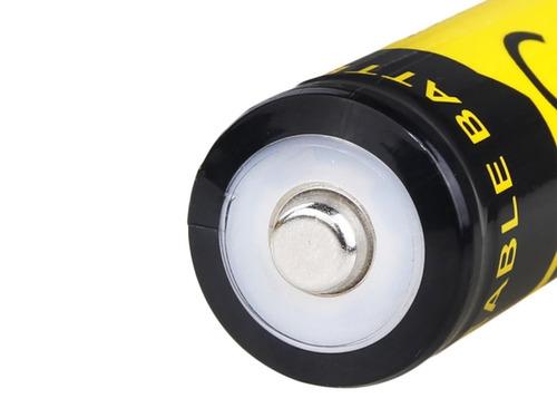 pila batería 18650 recargable litio 5.000 mah 3.7v