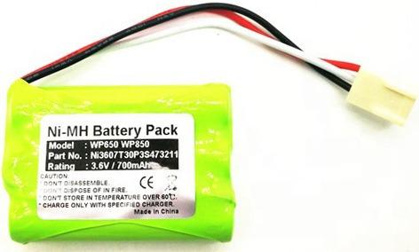 pila batería 3aaa para zte wp612 wp623 wp822 wp826 wp833