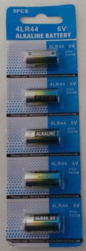 pila bateria 6 voltios 4lr44 para collar perro u otros w01