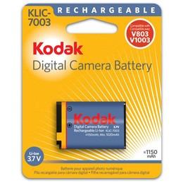 pila bateria 7003 klic-7003 para kodak m381 z950 v1003 v803