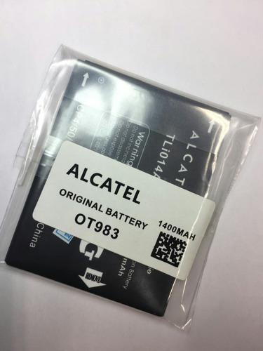pila batería alcatel 5020 ot983 ot4033 ot4015 100% original