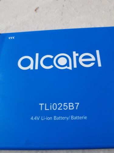 pila bateria  alcatel tli025b7 alcatel original a3plus 5011a