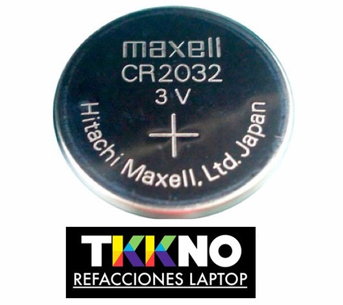 pila bateria bios hp mini 210-1000 210-1070 210-1129 cmos