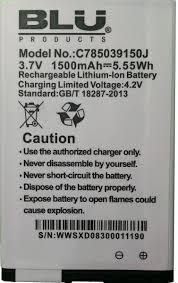 7925fc1aafc Pila Del Blu Dash 4.0 - Baterías para Celulares en Mercado Libre Venezuela