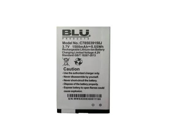 e69becde97c Pila Batería Blu Dash Jr 4.0k D143k D142k - Bs. 2.599,99 en Mercado ...