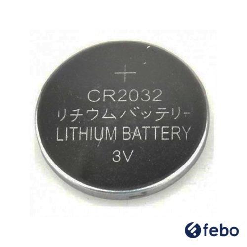 pila bateria boton cr2032 motherboard control remoto alarma