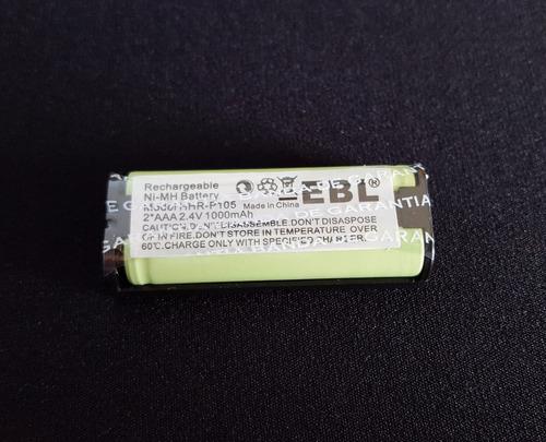 pila | bateria hhr-p105 | 2.4v | telefonos inalambricos