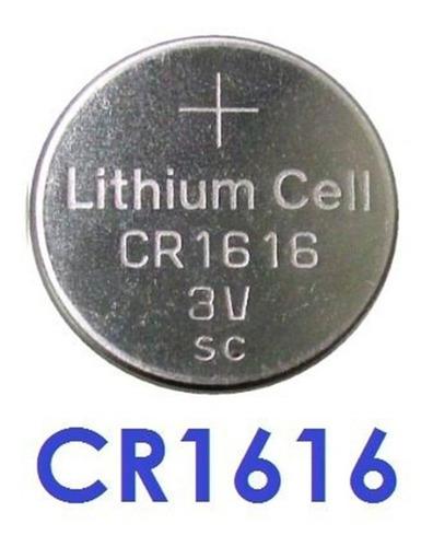 pila bateria litio cr1616 3v blister 5 unidades