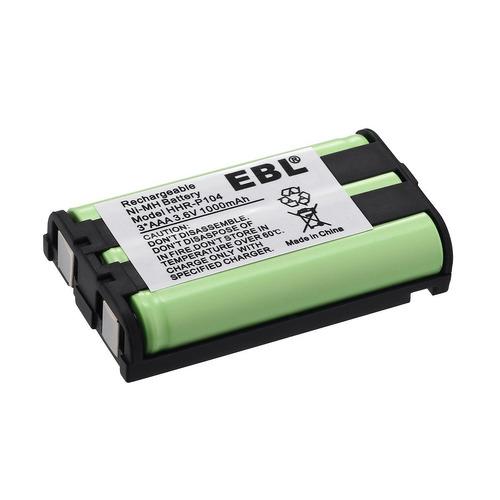pila bateria marca ebl, modelo hhr-p104, la de mejor calidad