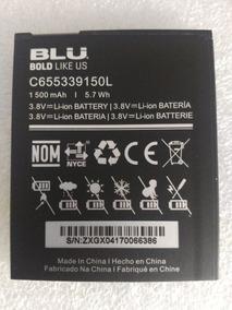 6aae5d99840 Pila Para Telefono Celular Marca Blu - Celulares y Teléfonos en Mercado  Libre Venezuela