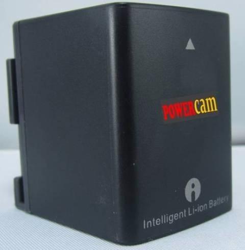 pila bateria powercam bp-819 para canon hf100 hf200 hfs10