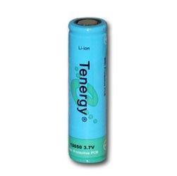 pila bateria recargable 18650, 500 ciclos de carga