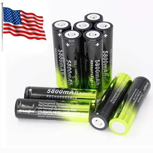pila bateria recargable
